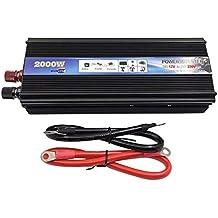 iMeshbean 2000W Car Power Inverter DC 12V To AC 220V Modified Sine Wave Converter USA