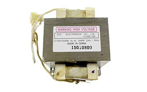 Transformador de alta tensión referencia: 6170 W1d068 K para ...
