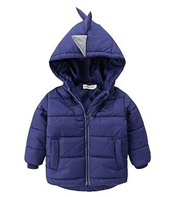 Amazon.com: Kids Boys Winter Snowsuit Outerwear Dinosaur