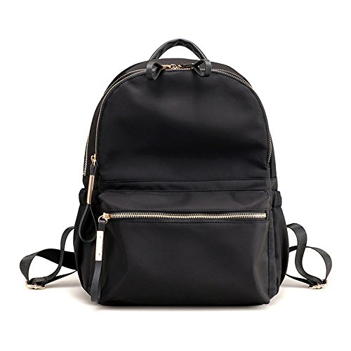 À Oxford Collège Nylon Noir Black En Style Art Dos Nouveau Sac Simple Polyvalent Meaeo 1nwHSS