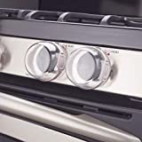 Safety 1st Child Proof Clear View Stove Knob Covers