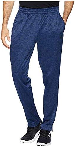 [adidas(アディダス)] メンズパンツ・ショーツ等 Team Issue Fleece Pants Collegiate Navy Metallic 2XL 30 [並行輸入品]