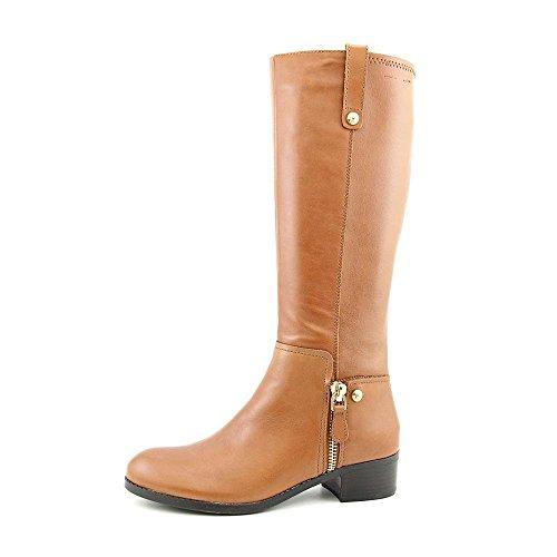 Guess Tafn Women Tan Mid Calf Boot Medium Brown FzaL9ZlduB