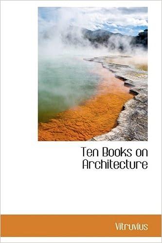 Book Ten Books on Architecture