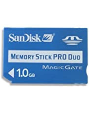SanDisk memory Stick Pro Duo 1 GB
