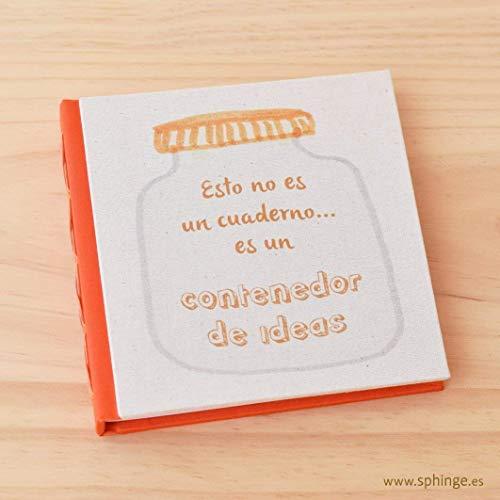 Cuaderno de notas artesanal, personalizable, libreta ...