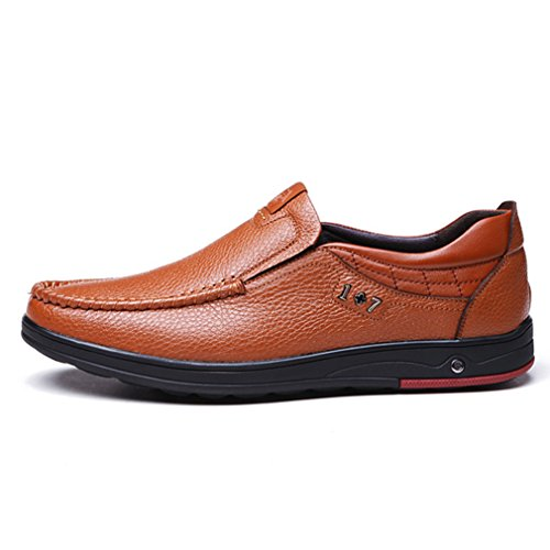 Amarillo Feidaeu Feidaeu Zapatos Zapatos Hombre Amarillo Hombre Feidaeu TdUqacnwB