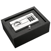 Paragon Lock and Safe Premium Drawer Safe for Pistol Handgun Sturdy Security
