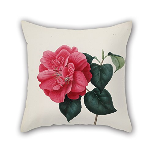 slimmingpiggy-flower-pillow-shams-20-x-20-inches-50-by-50-cm-for-girlsdance-roomkids-boyswifebirthda