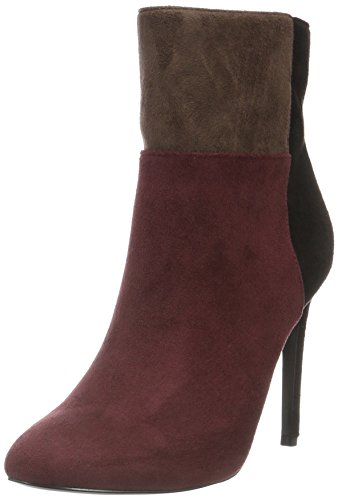 1765 Bordeaux D Black Boots Alanis Ankle Blink Mehrfarbig Women's Multicolour Brown WnqvRRxa