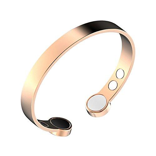 Rosian & Levine ️ Magnetic Pure Copper Arthritis Therapy Bracelet with...