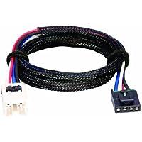 Tekonsha 3050 2-Plug Brake Control Wiring Adapter for Nissan