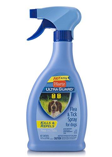Hartz UltraGuard Flea & Tick Dog Spray