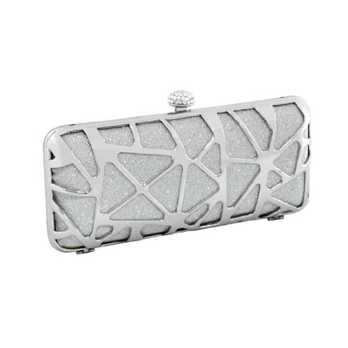 j-furmani-hardcase-shinny-clutch-metallic-silver