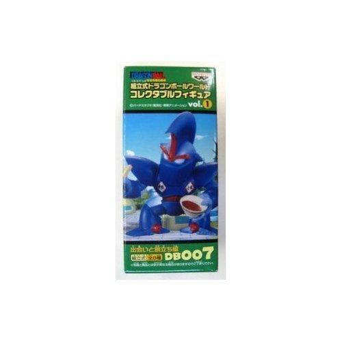 Vorgefertigte Dragon Ball-Weltsammelfiguren vol.1 Begegnung und Journey Hen DB007 Oolong (Roboter)