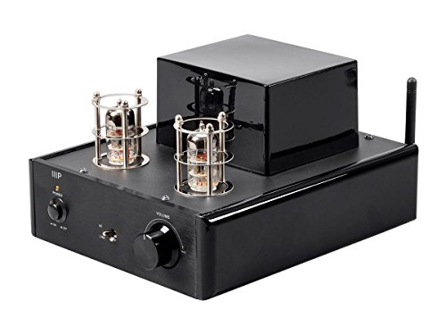 Monoprice Stereo Tube Amp Audio Component Amplifier,Black (116152) Monoprice Inc.