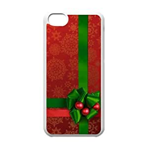 Hjqi - Customized Merry Christmas and happy new year Phone Case, Merry Christmas and happy new year Custom Case for iPhone 5C