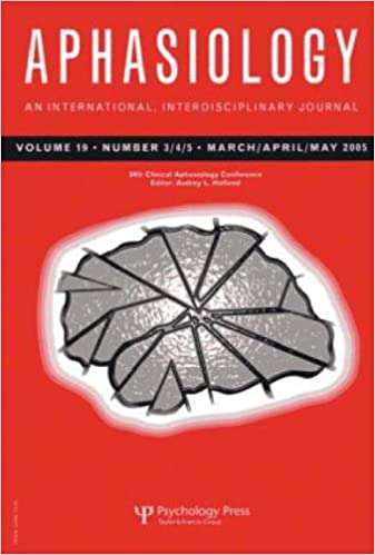 34th Clinical Aphasiology Conference: A Special Issue of Aphasiology (Special Issues of Aphasiology)