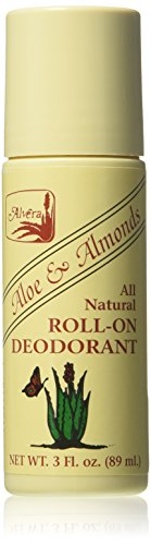 Alvera All Natural Roll-On Deodorant Aloe &