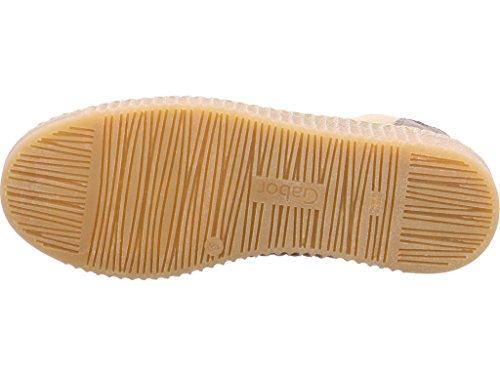Gabor 73.731.83 - Botas de Piel para mujer wallaby/beige(natu