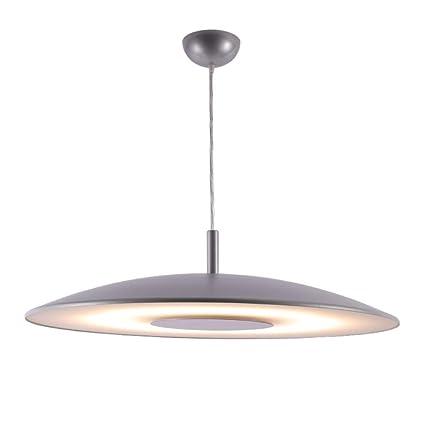 JINWELL luz LED Lámpara colgante de acrílico Lámpara de ...