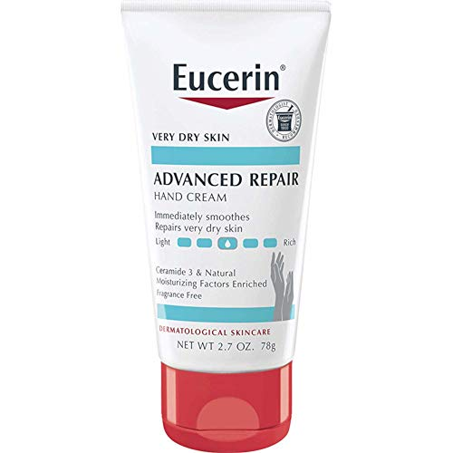 Eucerin Advanced Repair Hand Creme 2.7 oz