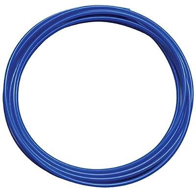 "Radians - Ro System 3/8"" Di Tubing Hose Water Line John Guest 5 Feet Blue Stro1219-B"
