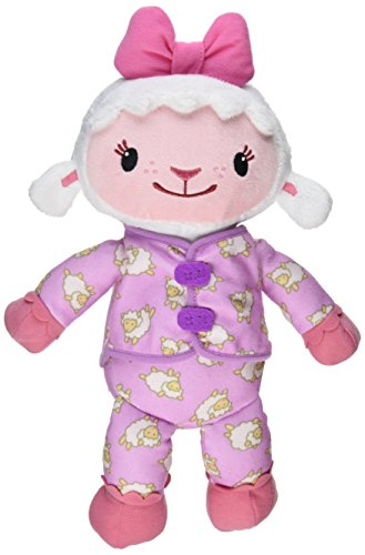 Disney Sleepy Time Lambie Plush -