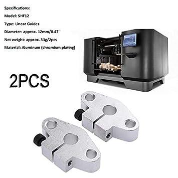 Amazon.com: Small-Chipinc - 2 piezas/set SHF-16 0.630 in ...