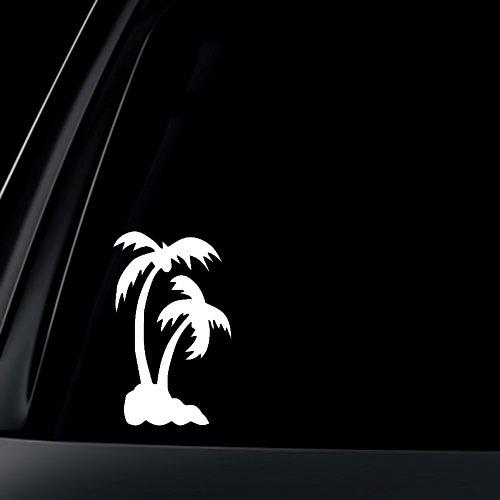 Palm Tree Car Decal / Sticker