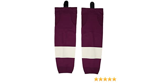 ef222ea3189 Amazon.com   FIRSTAR Vancouver Gamewear Hockey Socks   Sports   Outdoors