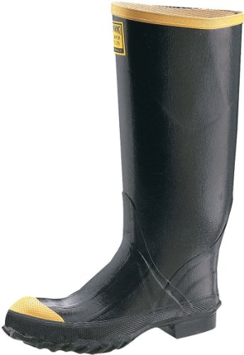 Honeywell Safety 2141-13 Ranger Safety Hi Boot Per Uomo, Taglia 13, Nero