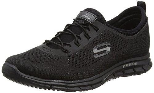 SkechersGlider Harmony - Zapatillas mujer Negro - negro