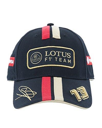 Negro Réplica Lotus F1 Única Gorra SPwq1FBnx7