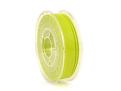 LulzBot nGen Amphora Spool Filament, 3 mm, 0.75 kg Reel, AM3300 Polymer, Green