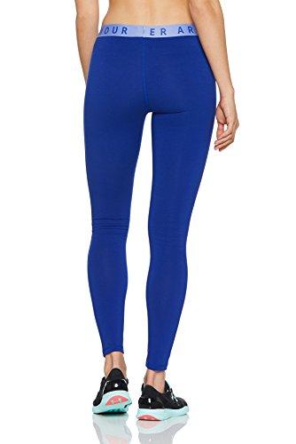 Under Armour Women's Favorite Leggings, Formation Blue /Formation Blue, X-Small by Under Armour (Image #2)