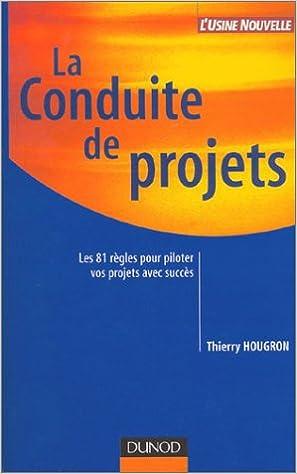 Livres gratuits en ligne La conduite de projets epub pdf