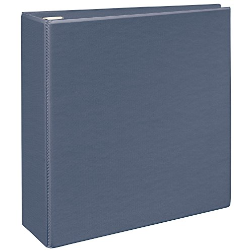 Avery Heavy-Duty View Binder with 4-Inch One Touch EZD Rings