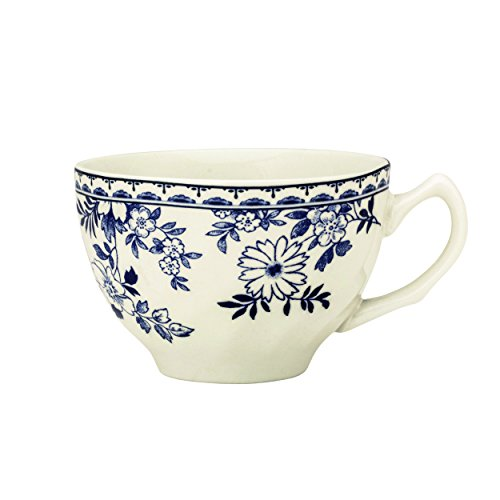 Johnson Brothers Devon Cottage Teacup, 8 oz, Multicolored