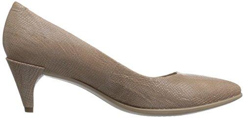 Dune Beige Tacco Sleek Shape 1212 Scarpe 45 Pointy con Donna ECCO USzCgxq