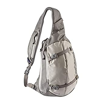 Amazon.com: Patagonia Women's Birch White Atom Sling: Clothing