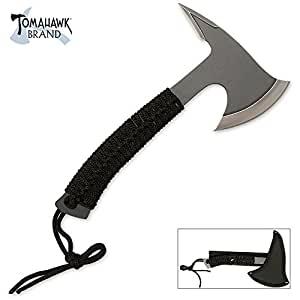 Tomahawk Survival Axe with Sheath