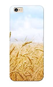 Iphone 6 Plus Ikey Case Cover Skin : Premium High Quality Wheat Field Case(nice Choice For New Year's Day's Gift)