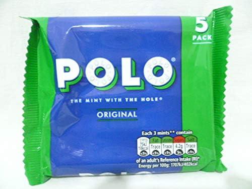 POLO ORIGINAL MINT PACK OF 5 (5X25G): Amazon.es: Alimentación y ...