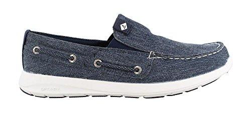 Sperry Men's, Sojourn Slip on Shoes Navy