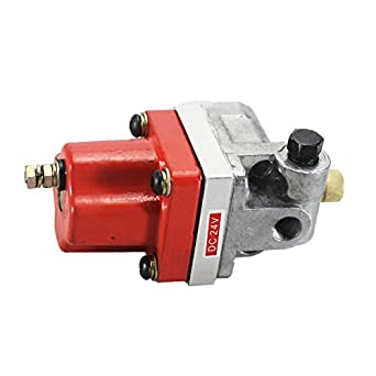 Amazon com: Fuel Shut Off Solenoid Valve 3018453 3035344