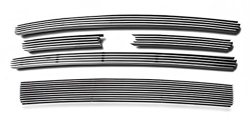 Fits 2007-2014 Ford Expedition Billet Grille Grill Insert Combo # F67832A (Ford Expedition Grille Insert)