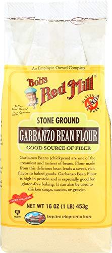 (StarSun Depot Stone Ground Garbanzo Bean Flour, 16 oz)