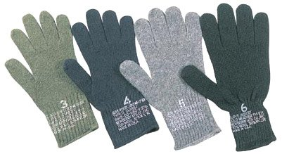 military glove liners - 9