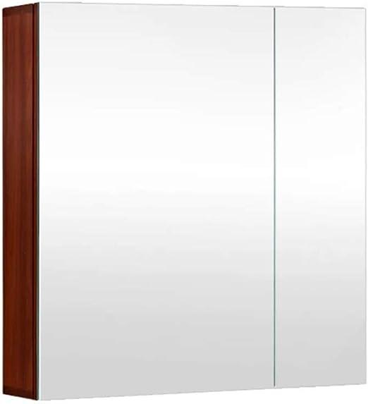 Espejos de baño Armario Aluminio Espejo Caja Pared-montado Cuarto ...